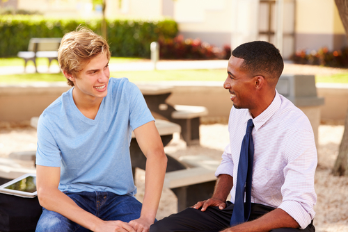 Four Characteristics of a Good Sponsor